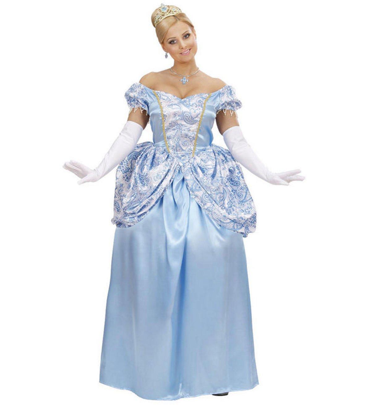 Prinsesse Aske kostume