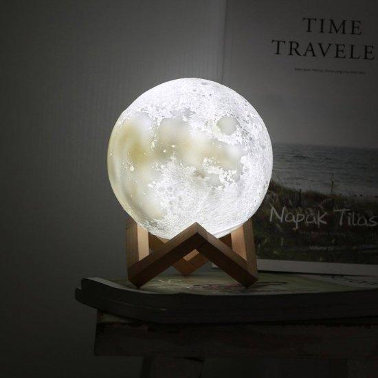 Maane Lampen (Moon Lamp) Gadgets