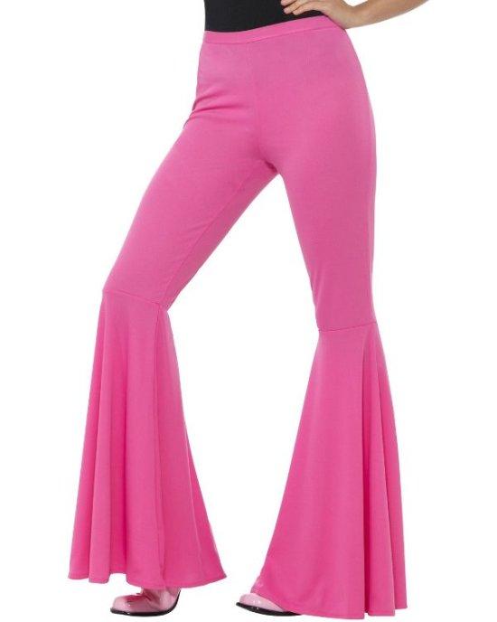 Pink 60'er Bukser