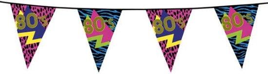 80'er Vimpel Banner Festartikler