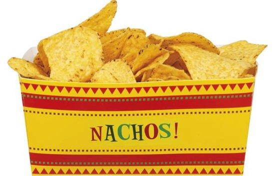 Fiesta Nachos Baegre Festartikler