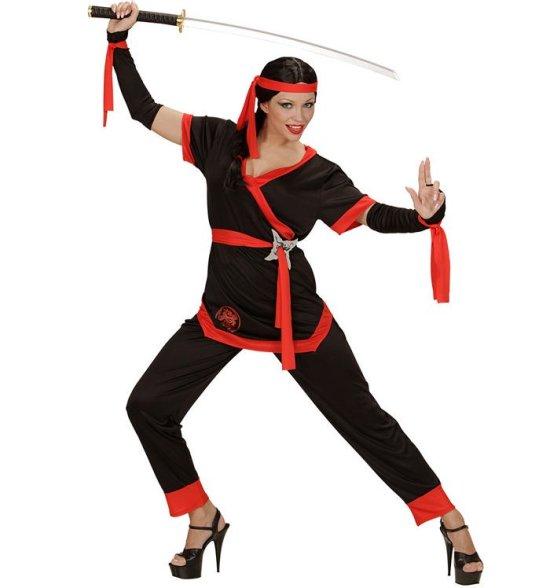 Ninja Kvinde Kostumer
