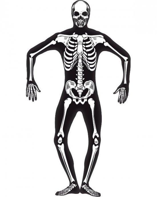 Skinsuit, Skelet Kostumer