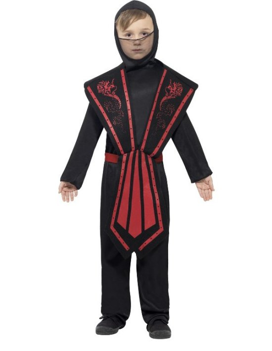 Lille Ninja Kostumer
