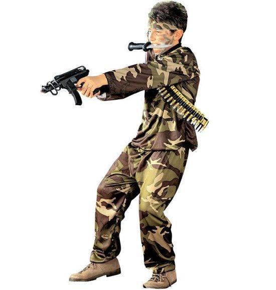 Special Styrke, dreng kostume