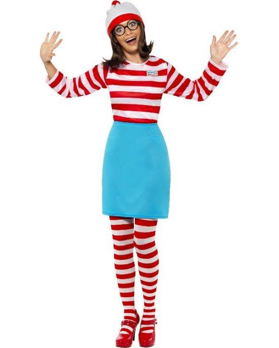 Find Helga Kostumer