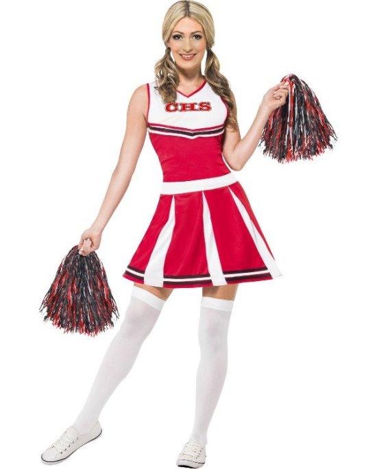Soed Cheerleader Kostumer
