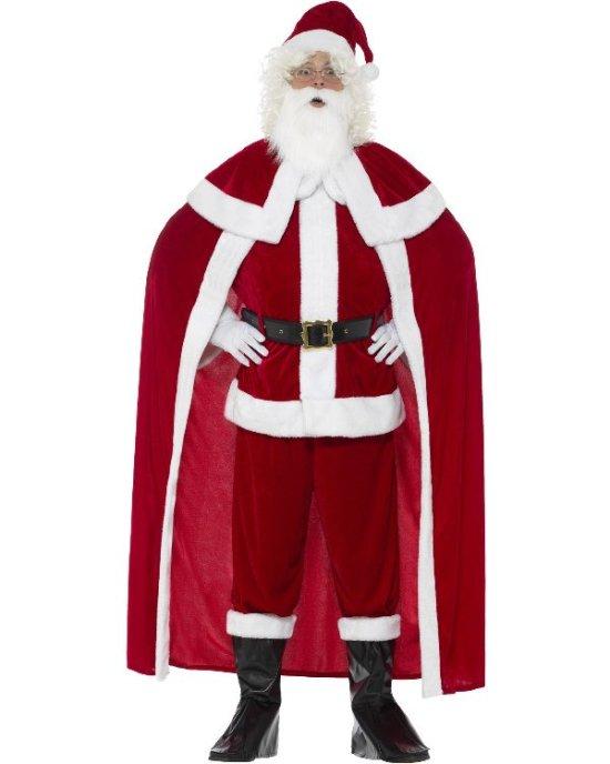 Plys Julemand Med Kappe Kostumer