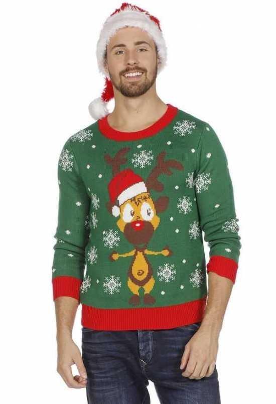 Jule Sweater Rensdyr Kostumer