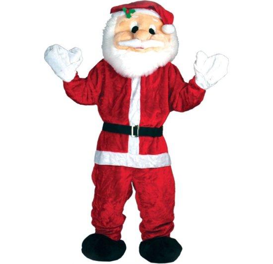Julemand Deluxe Maskot Kostumer