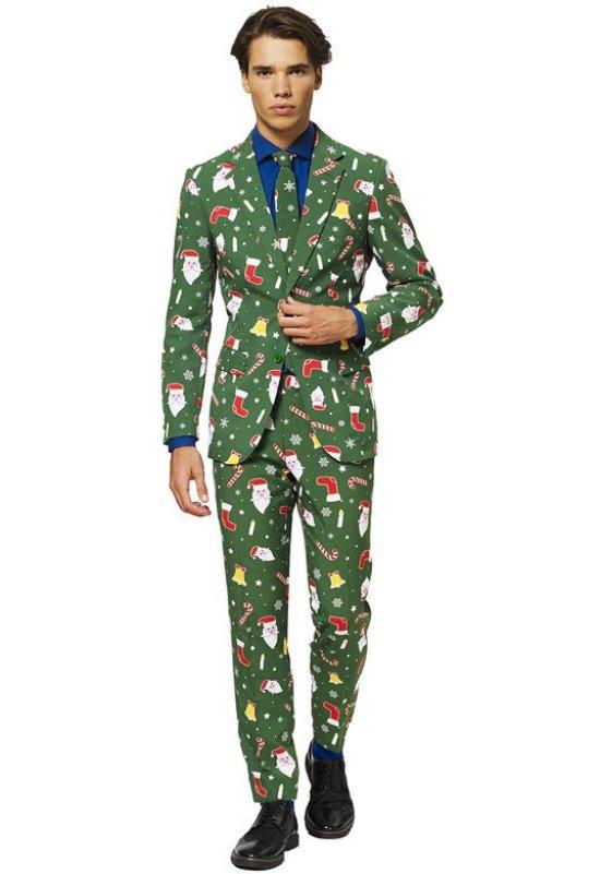 Oppo Suits: Santaboss Kostumer