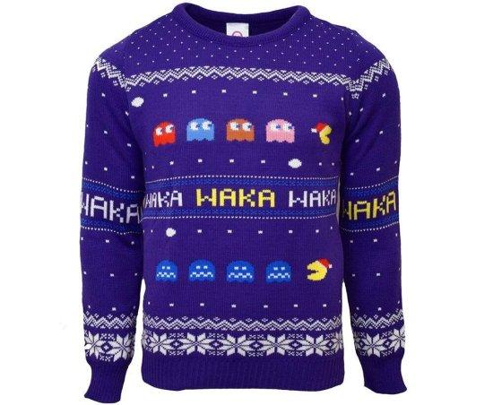 Pac-Man Jule Sweater Kostumer
