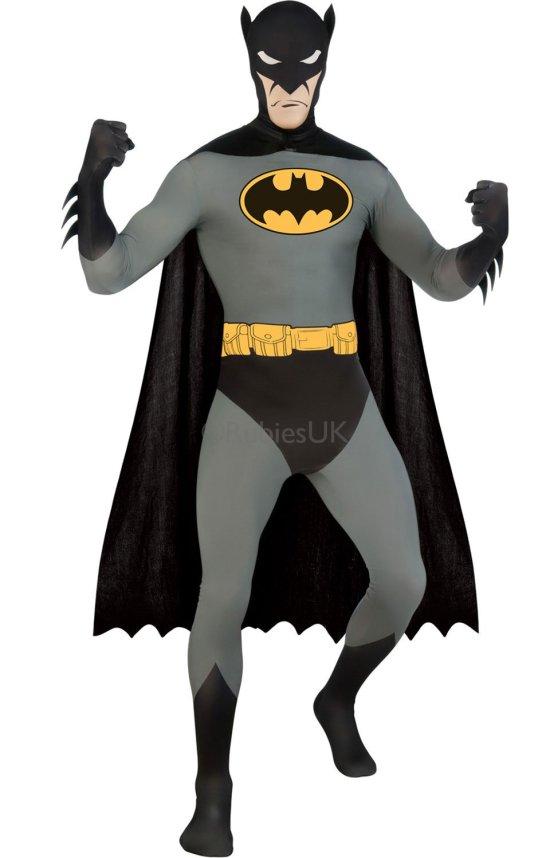 Skinsuit Batman Kostume Kostumer