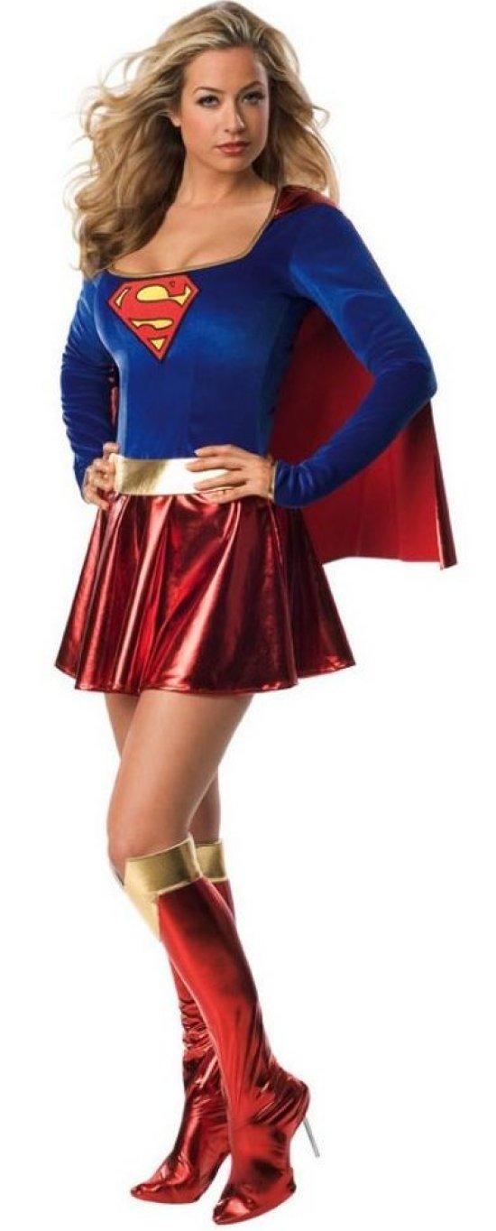 Supergirl Kostume Kostumer