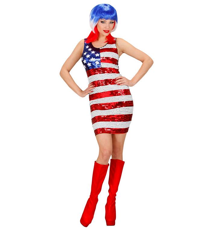 ea06df97239 Miss USA kjole
