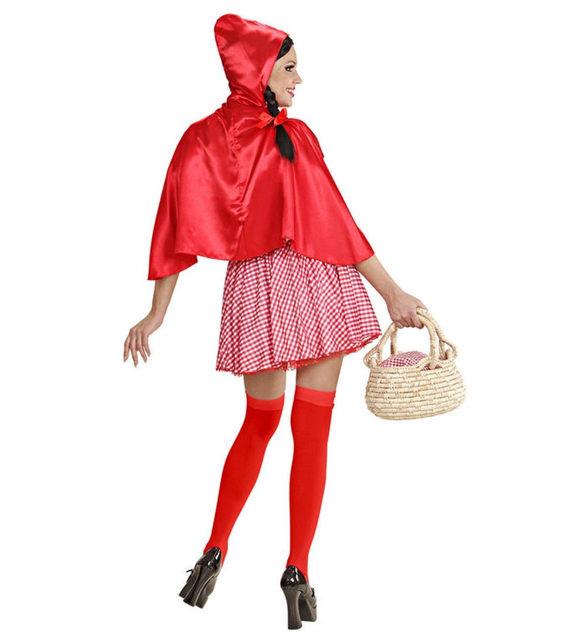 Charmerende Rødhætte Kostume kostume